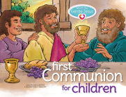 Meet the Gentle Jesus, First Communion: For Children Cover Image