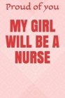 My Girl Will Be a Nurse Cover Image