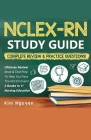 NCLEX-RN Study Guide Practice Questions & Vocabulary Edition 2 Books In 1! Complete Review & Practice Questions Cover Image