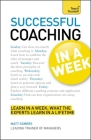 Coaching in a Week: Teach Yourself Cover Image
