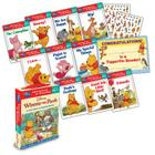 Reading Adventures Winnie the Pooh Level Pre-1 Boxed Set Cover Image
