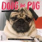 Doug the Pug 2021 Mini Wall Calendar (Dog Breed Calendar) Cover Image