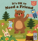 It's OK to Need a Friend (Little Brown Bear) Cover Image