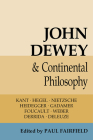 John Dewey and Continental Philosophy Cover Image