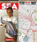 Streetsmart Seattle Map by Vandam Cover Image