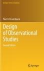 Design of Observational Studies Cover Image
