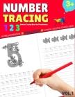 Number Tracing Book for Preschoolers: Trace Numbers 1-20 Practice Workbook for Pre K - Kindergarten, Math Kindergarten Workbook, Number Tracing Books Cover Image