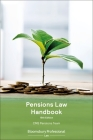 Pensions Law Handbook Cover Image