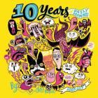 10 Years of Daily Drawings Cover Image