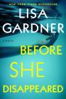 Before She Disappeared: A Novel (A Frankie Elkin Novel #1) Cover Image