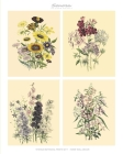 Vintage Botanical Prints Set 1 Home Wall Decor: Botanical Illustrations, Set of 6 Unframed Portrait 8x10 Posters, Housewarming Gift Idea, Wall Art Pri Cover Image