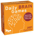 Daily Brain Games 2021 Day-to-Day Calendar Cover Image