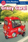 Ripley Readers LEVEL1 Crazy Cars! Cover Image