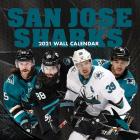 San Jose Sharks 2021 12x12 Team Wall Calendar Cover Image