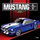 Mustang 2020 Square Foil Cover Image
