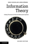 Information Theory: Coding Theorems for Discrete Memoryless Systems Cover Image