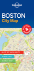 Lonely Planet Boston City Map Cover Image