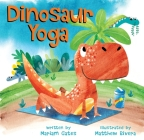 Dinosaur Yoga Cover Image