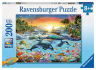 Orca Paradise 200 PC Puzzle Cover Image