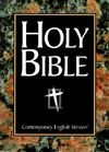 Large Print Easy-Reading Bible-Cev Cover Image
