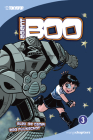 Agent Boo manga chapter book volume 3: The Heart of Iron (Agent Boo manga #3) Cover Image