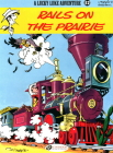 Rails on the Prairie (Lucky Luke Adventures) Cover Image