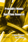 Probability Models in Operations Research Cover Image