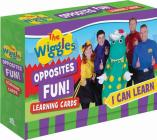The Wiggles I Can Learn Opposites Fun! Learning Cards Cover Image