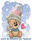 Animali Libro da Colorare per Bambini: Animali da colorare per Bambini Di Età Compresa Tra 4-8: Simpatico Elefante, Asino, farfalla, pecora Cover Image