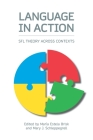 Language in Action: Sfl Theory Across Contexts Cover Image