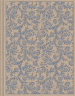 ESV Single Column Journaling Bible (Cloth Over Board, Flowers) Cover Image