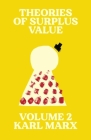 Theories of Surplus Value: Volume 2 Cover Image
