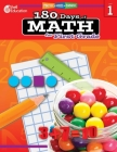 180 Days of Math for First Grade (Practice) Cover Image
