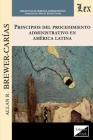 Principios del Procedimiento Administrativo En América Latina Cover Image