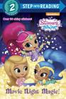 Movie Night Magic! (Shimmer and Shine) (Step into Reading) Cover Image