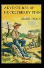Adventures of Huckleberry Finn illustrated Cover Image