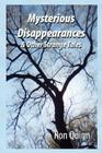 Mysterious Disappearances Cover Image
