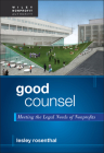 Good Counsel: Meeting the Legal Needs of Nonprofits Cover Image