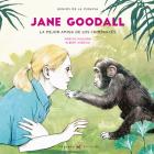 Jane Goodall: La mejor amiga de los chimpancés (Genios de la Ciencia) Cover Image