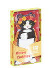 Kitten Cuddles Notecards: (Valentine's Day Cards, Romantic Gift, Gift for Teenager) Cover Image