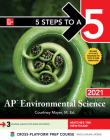 5 Steps to a 5: AP Environmental Science 2021 Cover Image