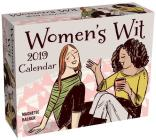 Women's Wit 2019 Mini Day-to-Day Calendar Cover Image