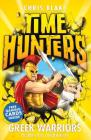 Greek Warriors (Time Hunters, Book 4) Cover Image