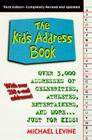 The Kid's Address Book Cover Image