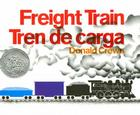 Freight Train/Tren de carga Cover Image