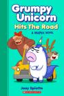 Grumpy Unicorn Hits the Road (Grumpy Unicorn Graphic Novel) Cover Image