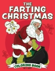 The Farting Christmas Coloring Book Cover Image