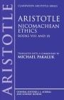Nicomachean Ethics: Books VIII and IX Cover Image