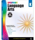 Spectrum Language Arts, Grade K Cover Image