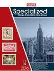 Scott Specialized Catalogue of United States Stamps and Covers Cover Image